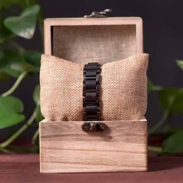 Wooden bracelets WB 1 4