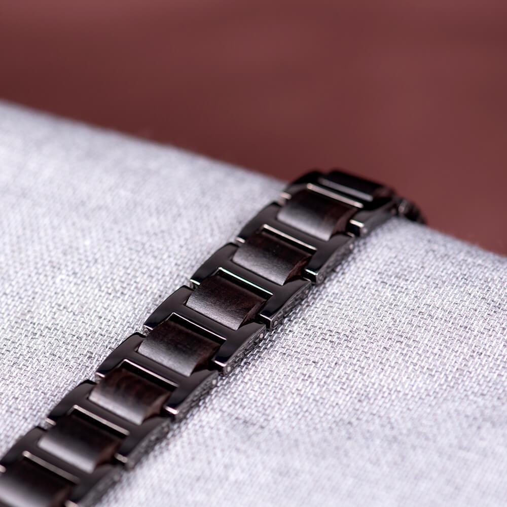 Wooden bracelets WB-1-5