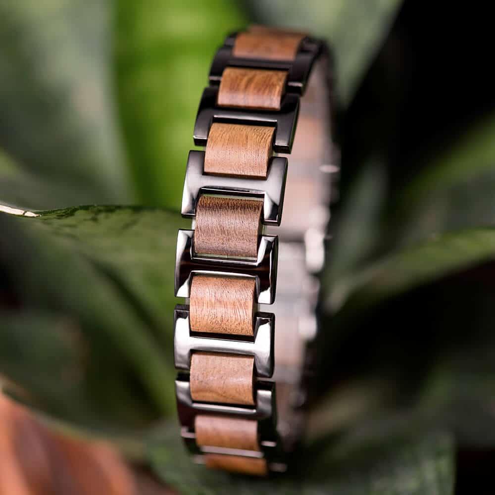 Wooden bracelets WB-2-4