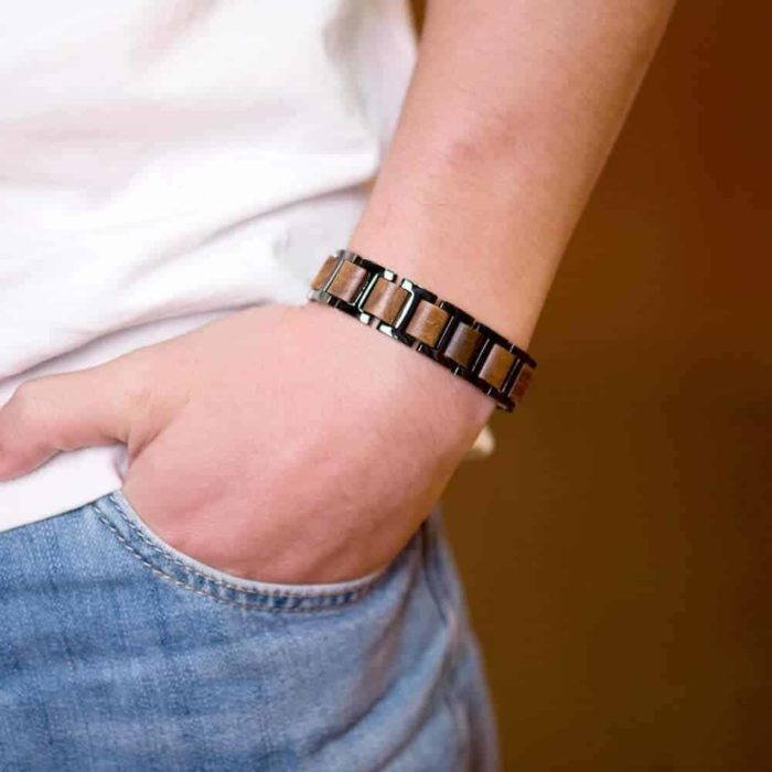 Wooden bracelets WB 2 6