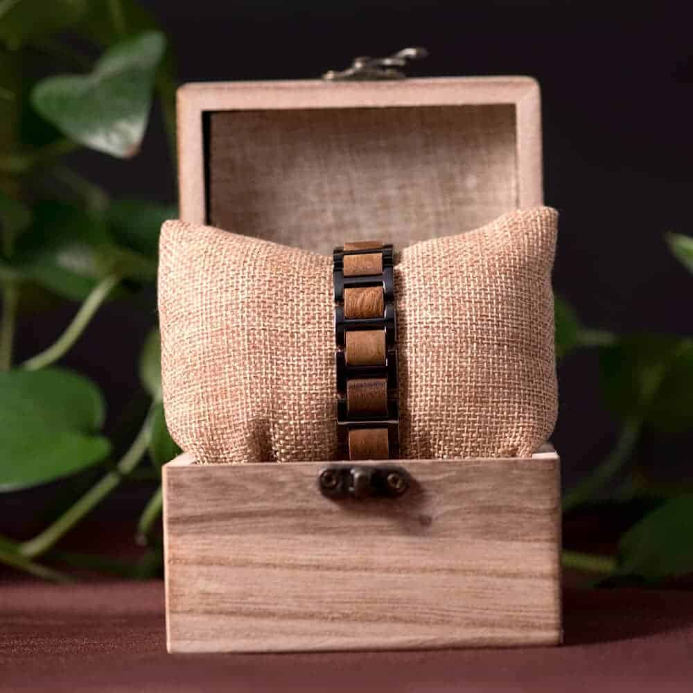 Wooden bracelets WB-2-7