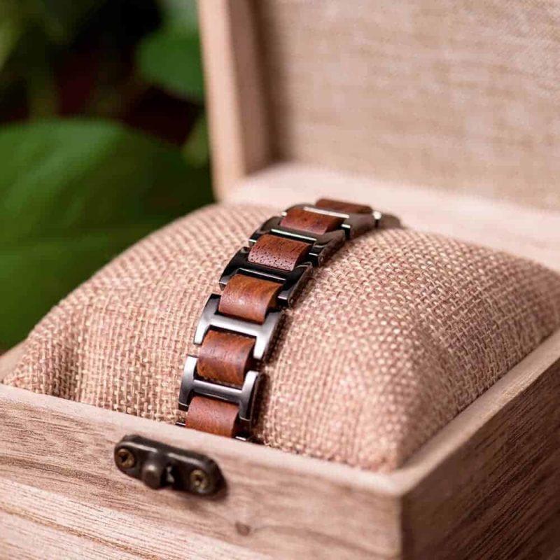 Wooden bracelets WB 3 3