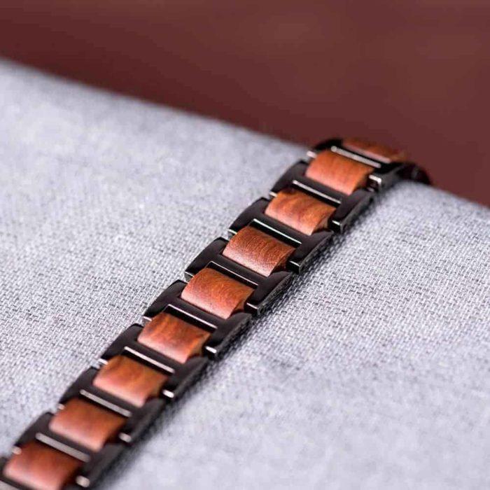 Wooden bracelets WB 3 4
