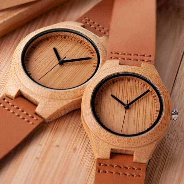 Bamboo Wooden Watches A35