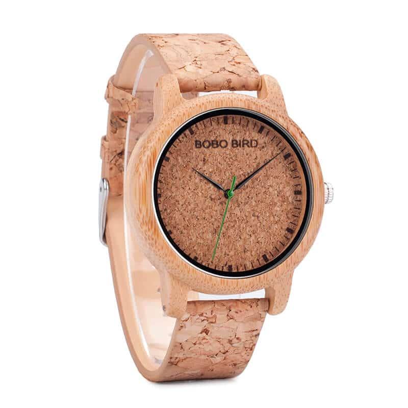 wooden bamboo wrist watch for men M11-3