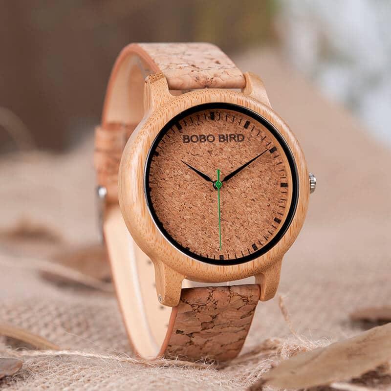 wooden bamboo wrist watch for men M11 5