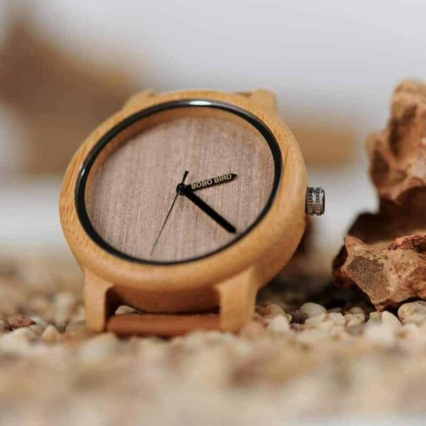 Bamboo Wooden Watches A22