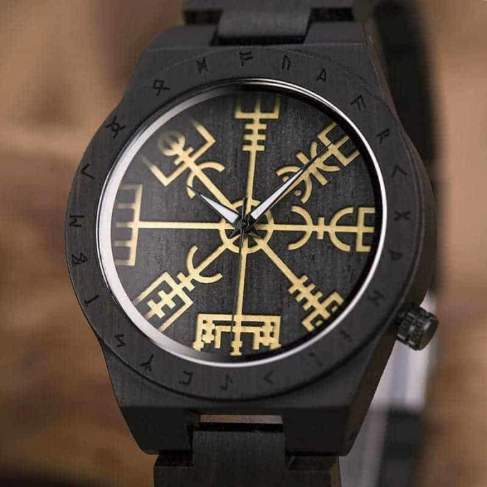 Vegvisir Watches Ebony T16 3 5 BOBO BIRD