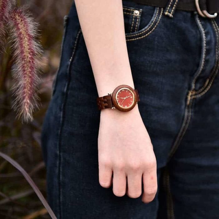 Wooden Watches for Women GT025 2 10