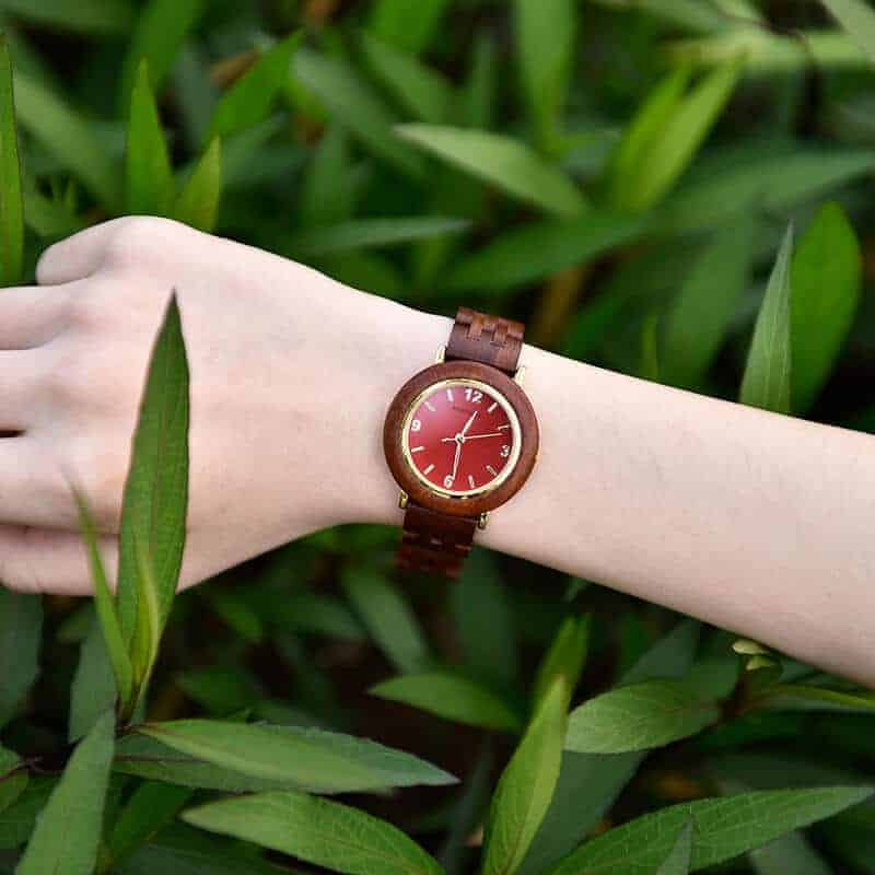 Wooden Watches for Women GT025 2 11