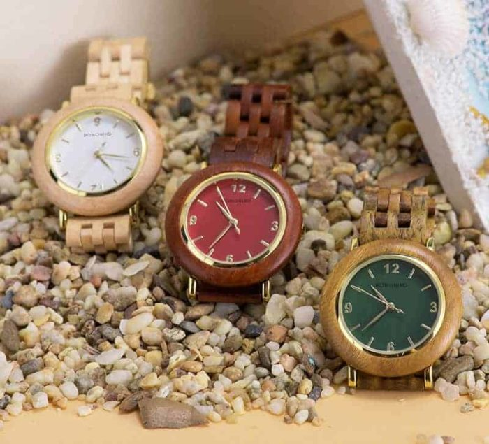 Wooden Watches for Women GT025 2 12