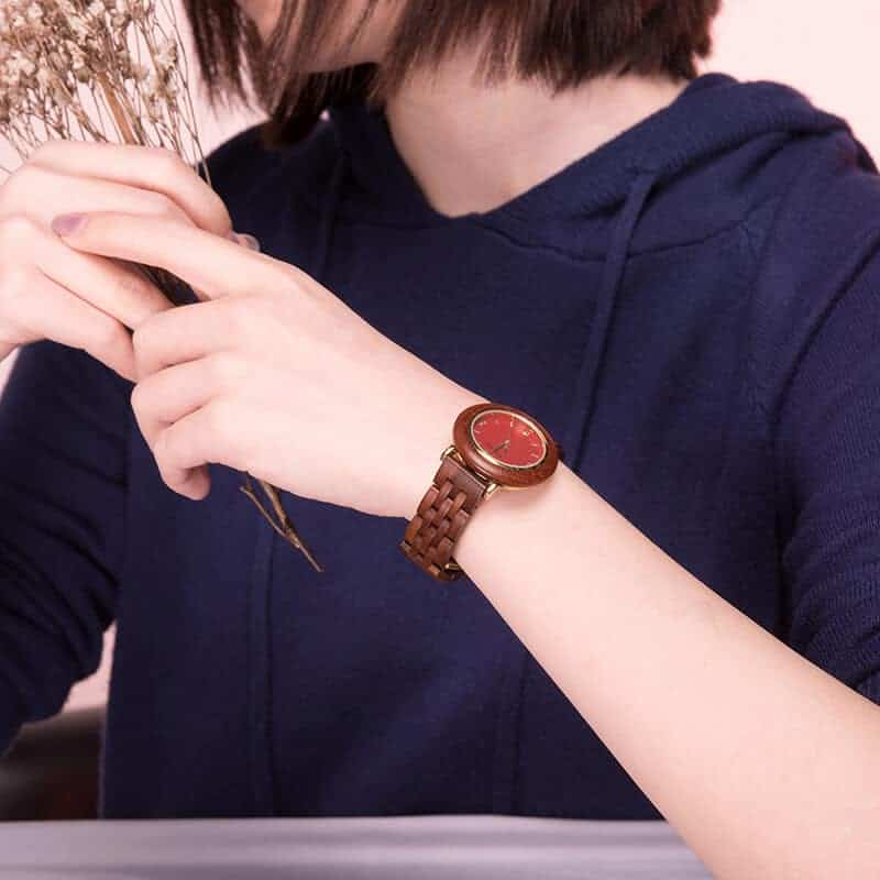 Wooden Watches for Women GT025 2 3