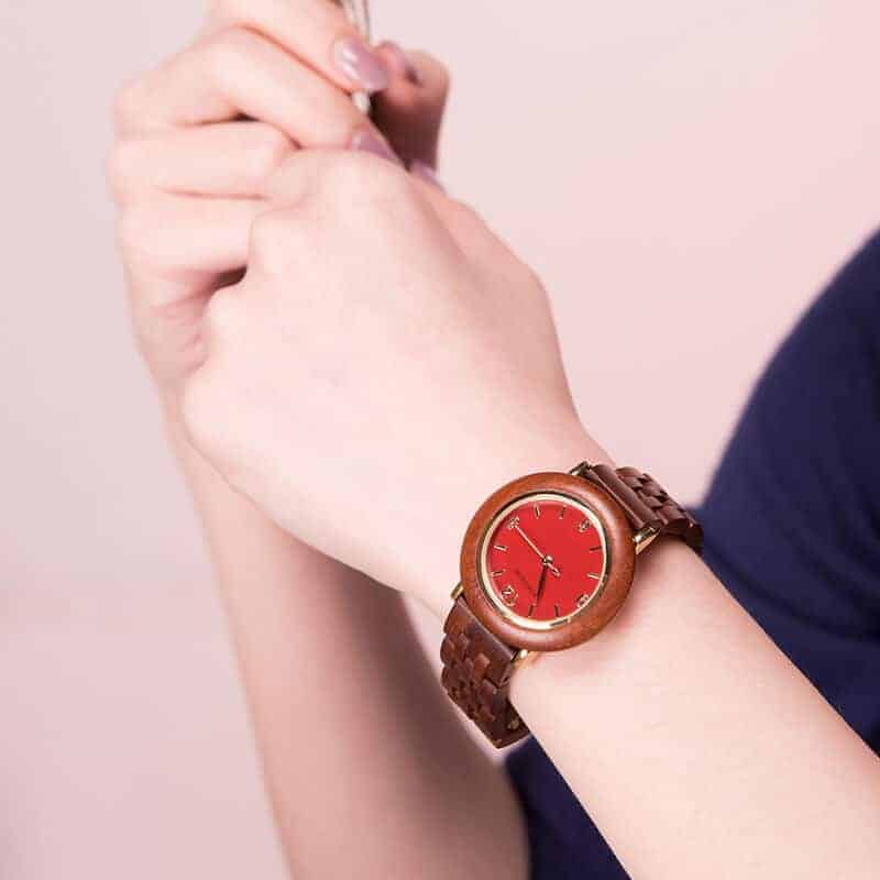 Wooden Watches for Women GT025-2-4