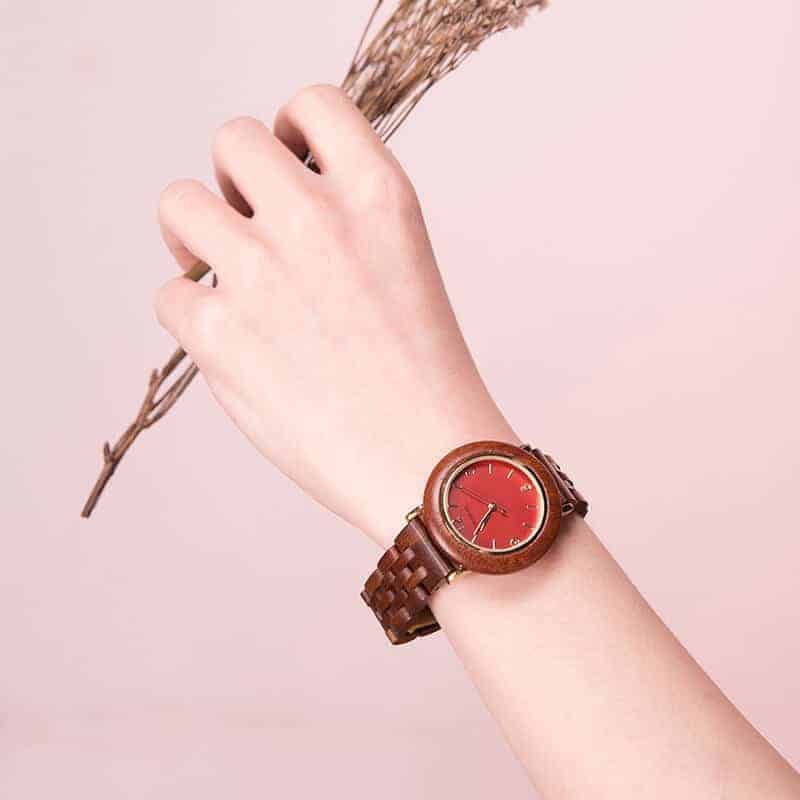 Wooden Watches for Women GT025 2 5