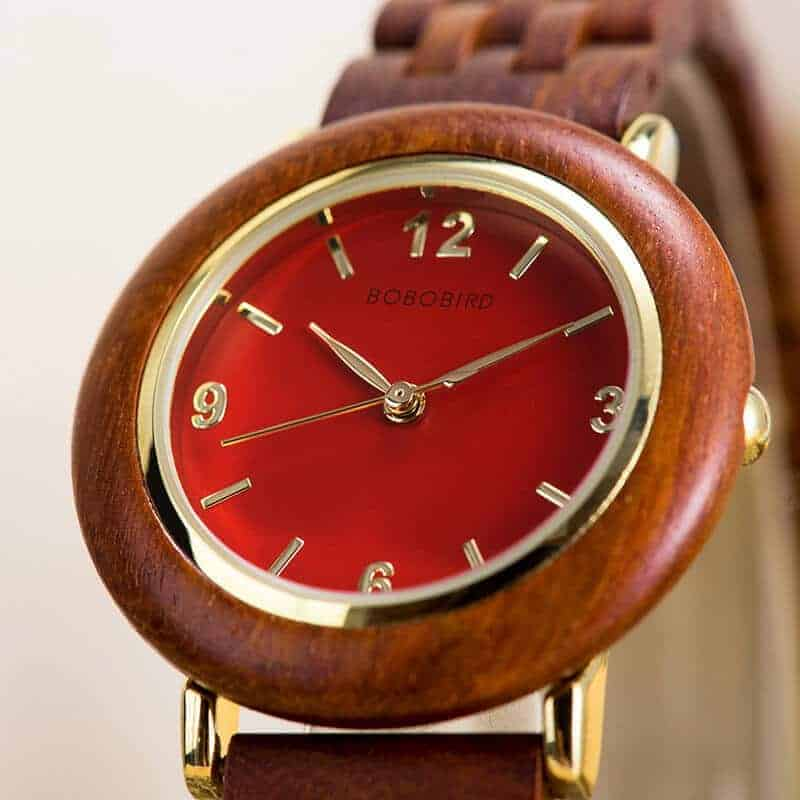 Wooden Watches for Women GT025-2-7