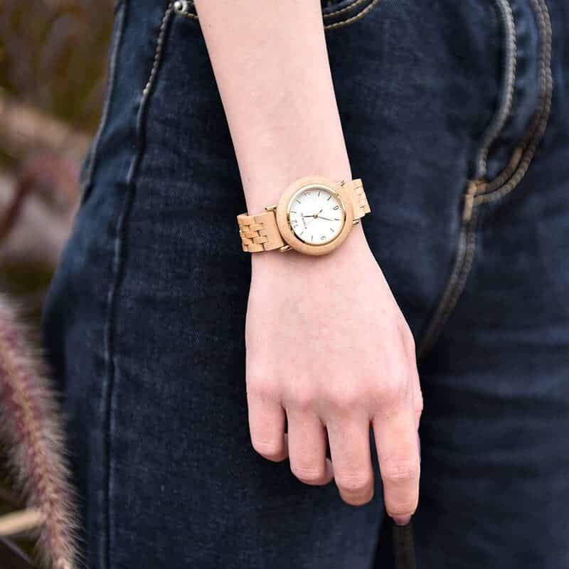 Wooden Watches for Women GT025 3 11