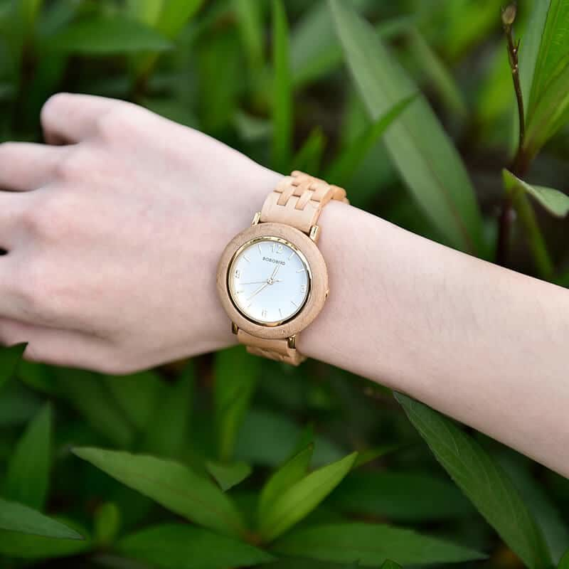 Wooden Watches for Women GT025 3 12
