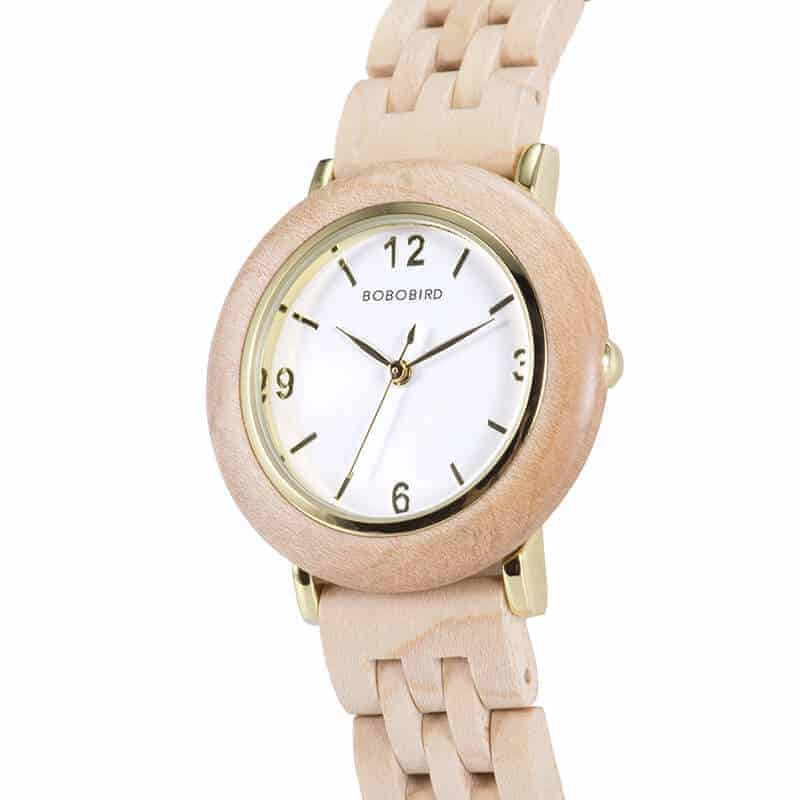 Wooden Watches for Women GT025 3 4
