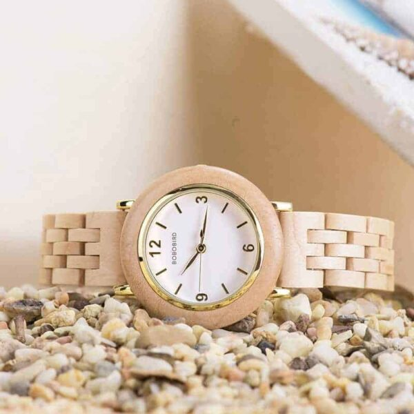 Wooden Watches for Women GT025 3 6