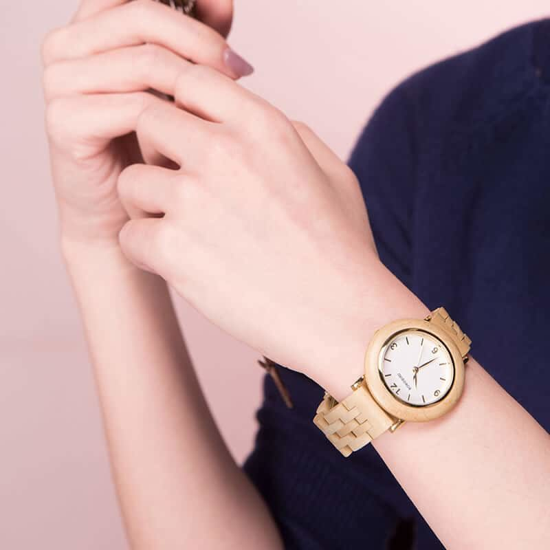 Wooden Watches for Women GT025 3 8