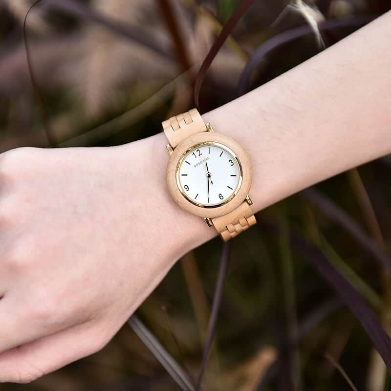 Wooden Watches for Women GT025 3 9