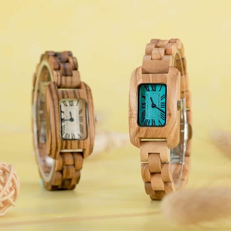bobo bird wooden watches for women GT020-1-5