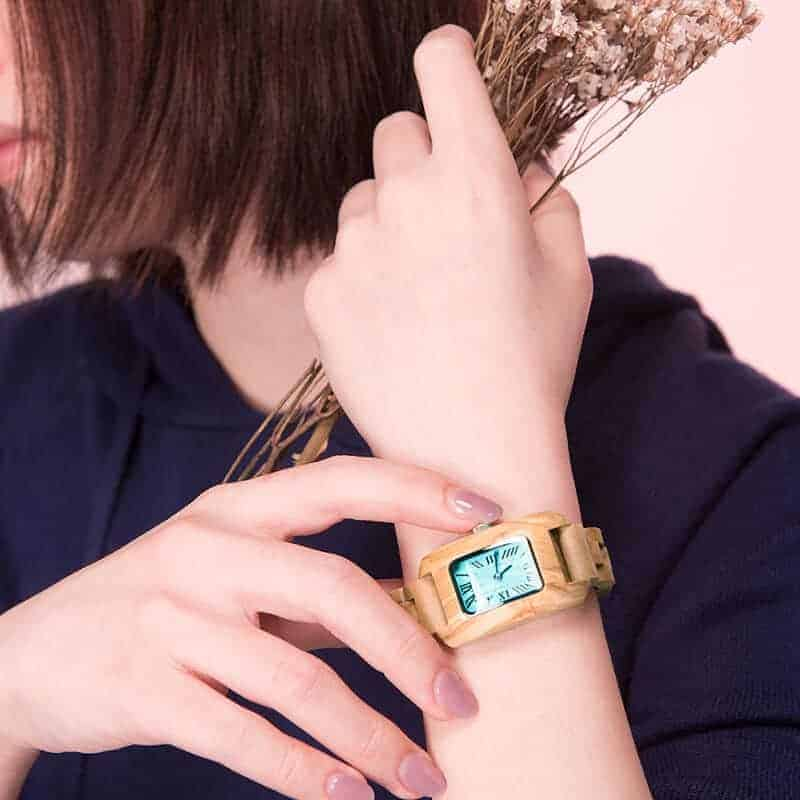 bobo bird wooden watches for women GT020-1-7