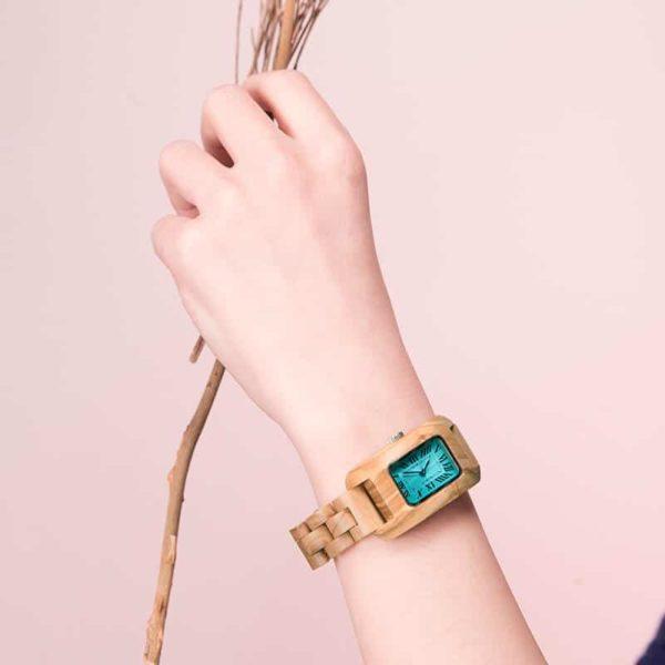 bobo bird wooden watches for women