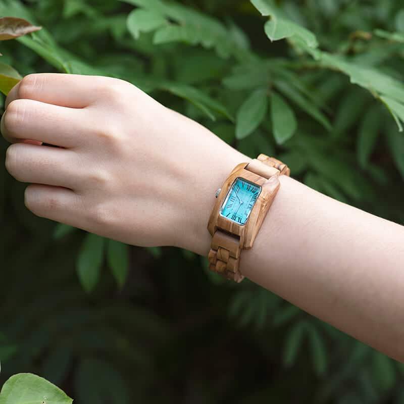 bobo bird wooden watches for women GT020-1-9