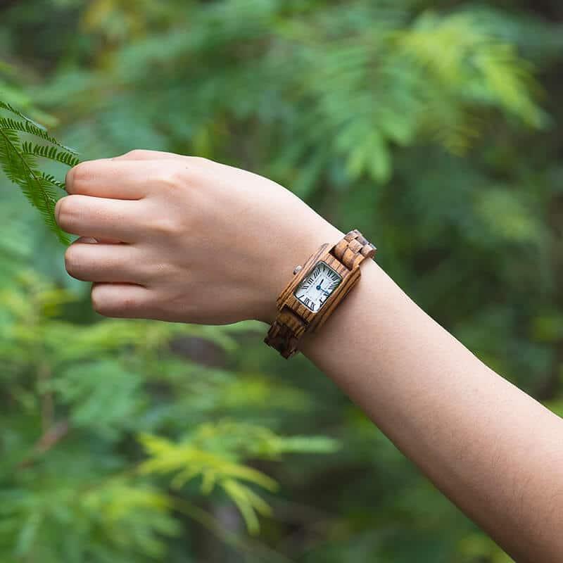 bobo bird wooden watches for women GT020-2-8