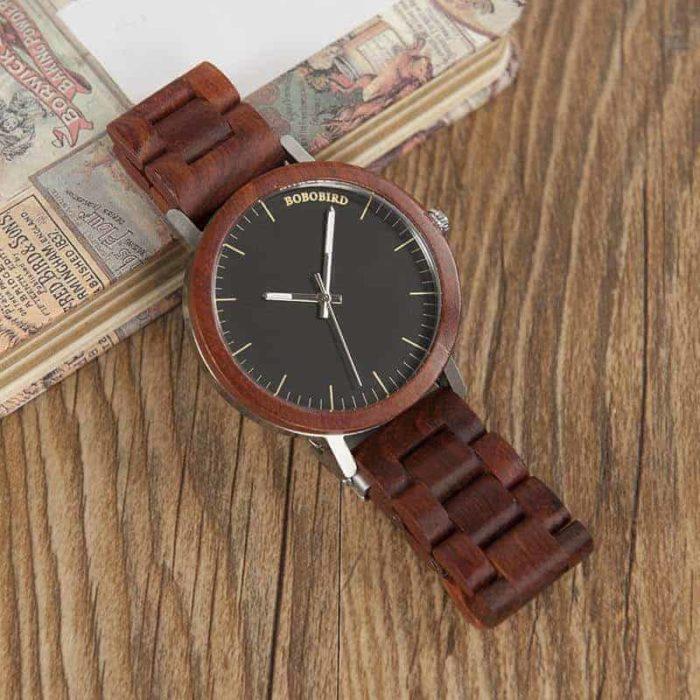 wooden watches m16 5