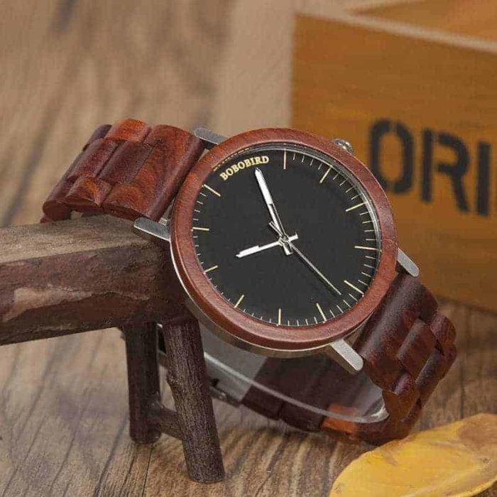 wooden watches m16 7