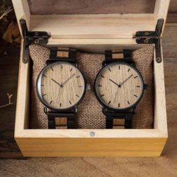 Unique Gifts BOBO BIRD Wooden Watches For Men - Walnut T23-1