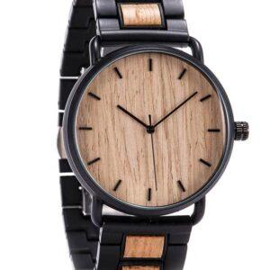 Unique Custom Gift Wooden Watches For Men - Oak T23-3