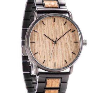 Best Personalized Or Custom Gifts Wooden Watches For Men - Oak T23-4