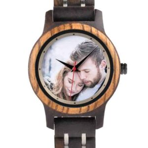 BOBO BIRD Personalized Photo Watches Q18-3C Women