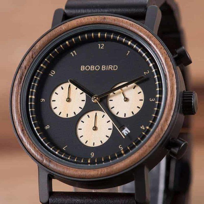 wooden watches for men T27 1 12 BOBO BIRD