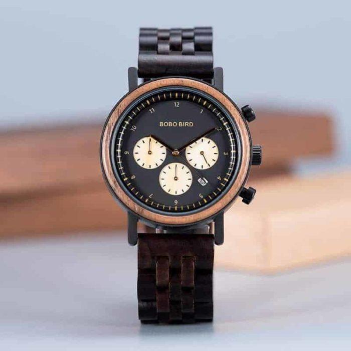 wooden watches for men T27 1 6 BOBO BIRD