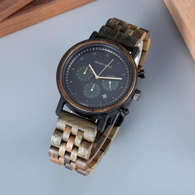 wooden watches for men T27 2 3 BOBO BIRD
