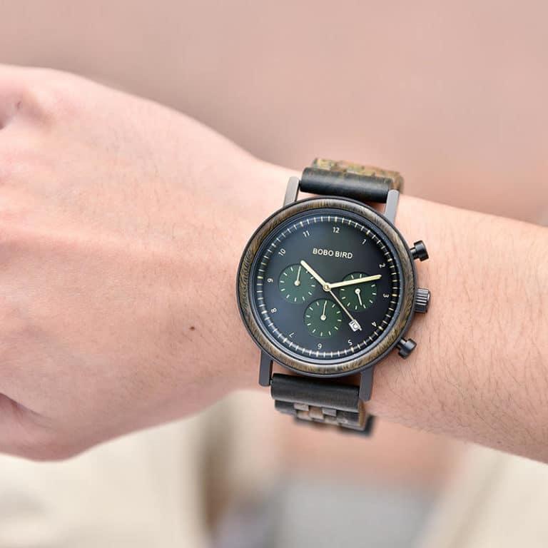 wooden watches for men T27 2 6 BOBO BIRD