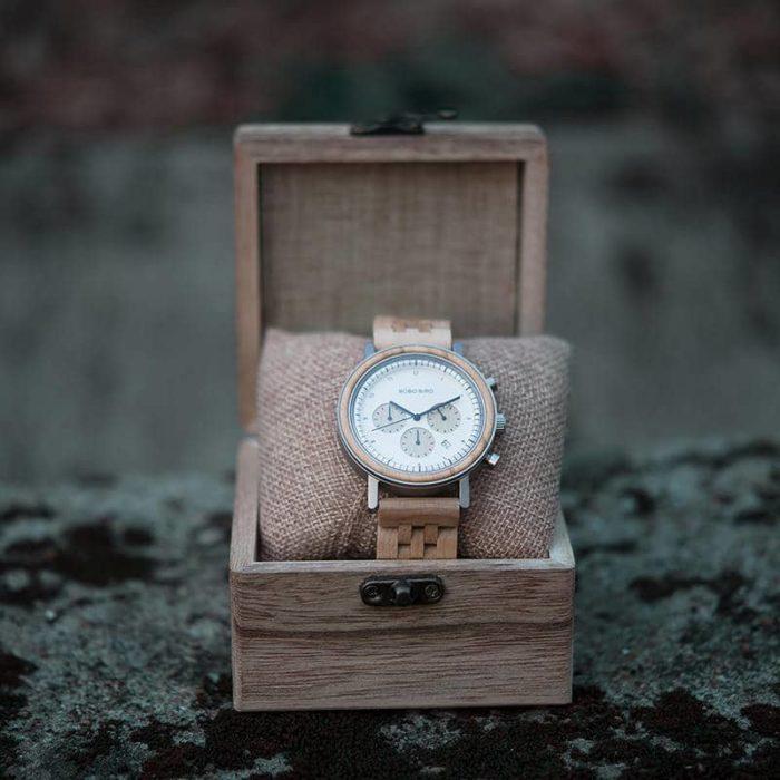 wooden watches for men T27 3 13 BOBO BIRD