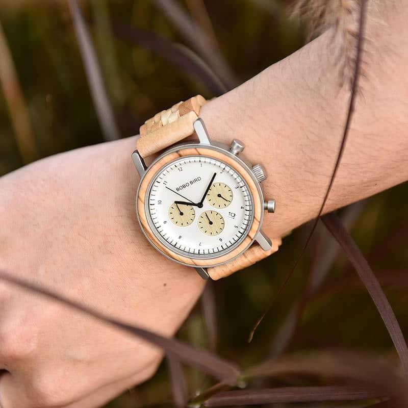 wooden watches for men T27 3 7 BOBO BIRD
