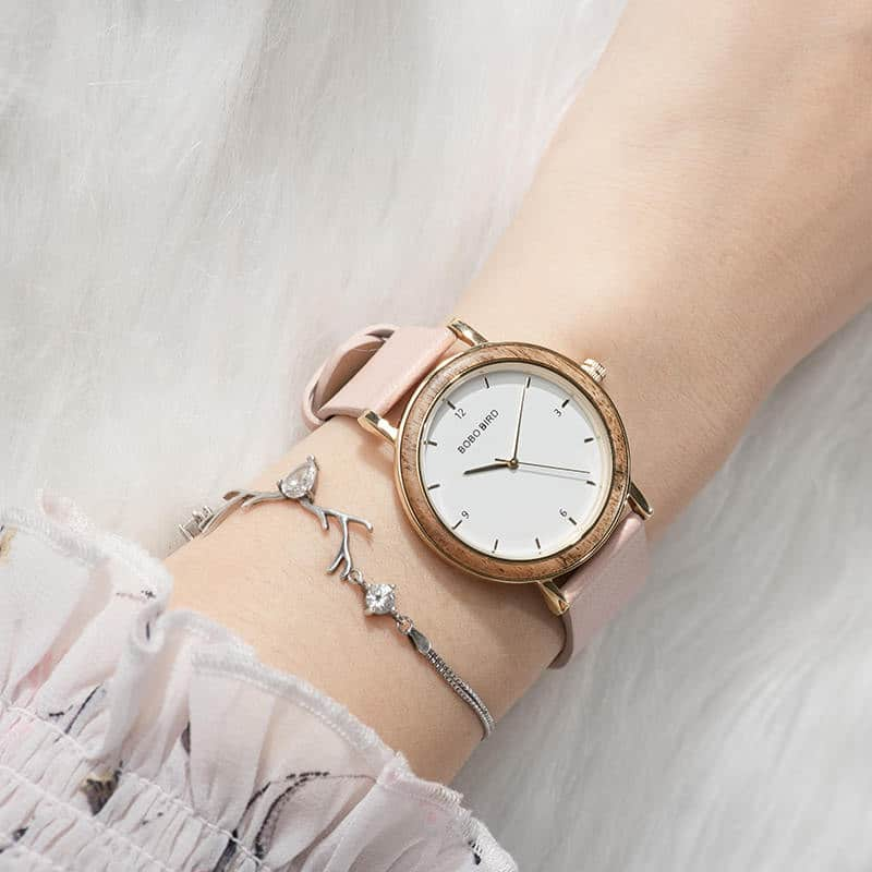 wooden watches for women T21 1 5