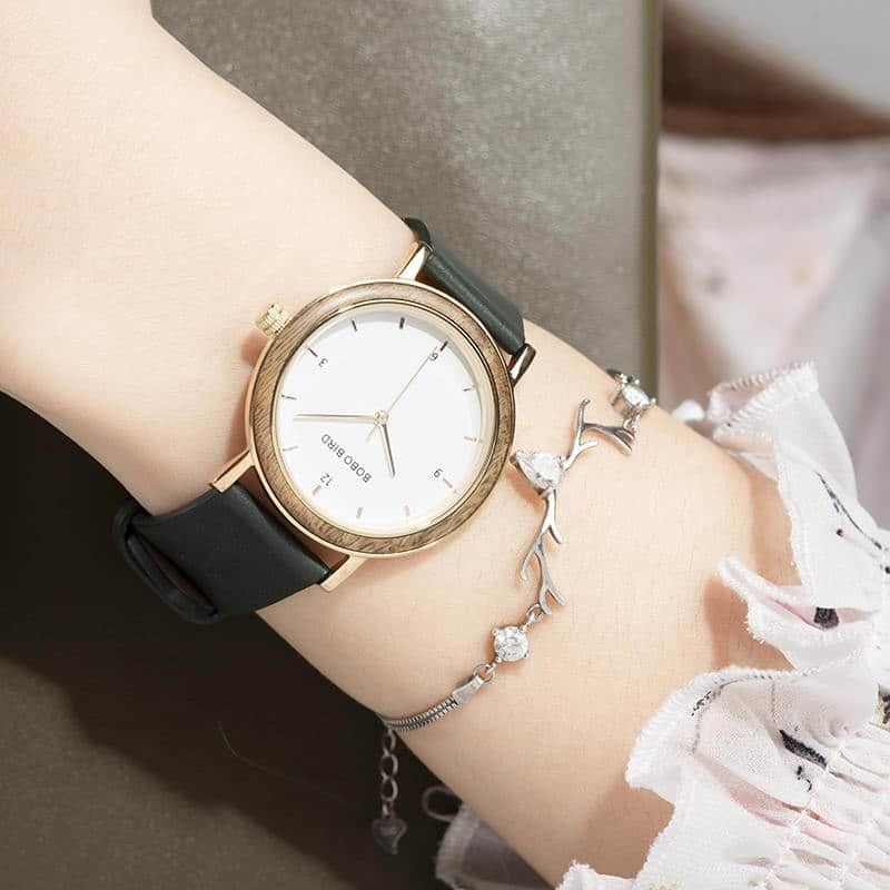 wooden watches for women T21 2 5