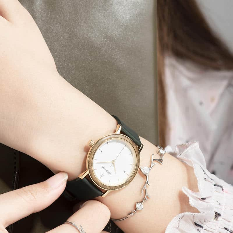 wooden watches for women T21 2 8