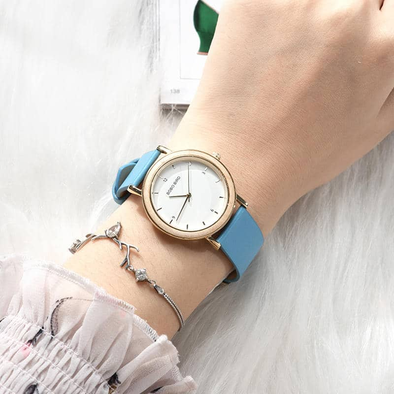 wooden watches for women T21 3 4