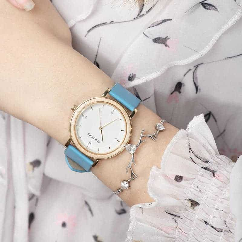 wooden watches for women T21 3 5