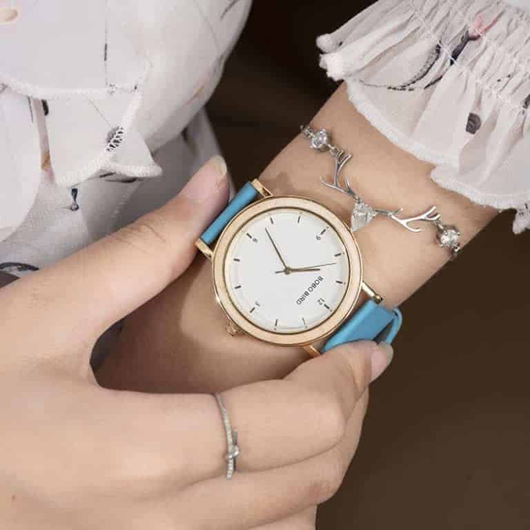 wooden watches for women T21 3 7