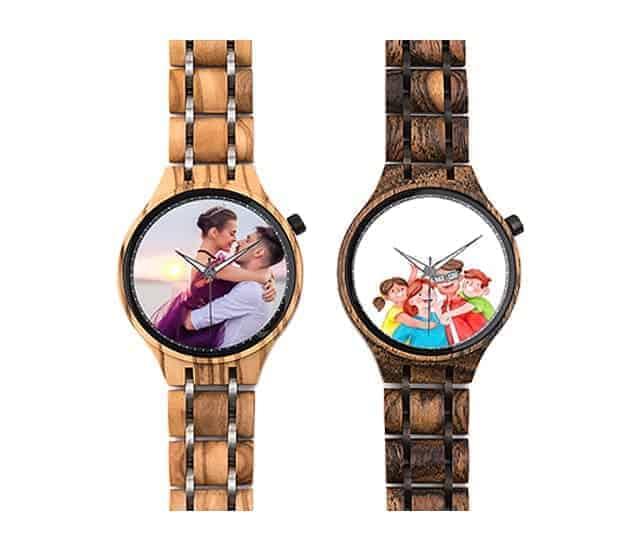 bobo bird personalized photo watches 11