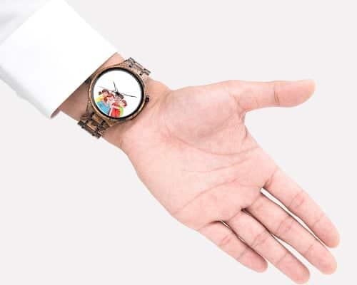 bobo bird personalized photo watches-3